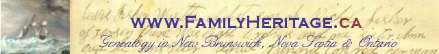 Return to www.familyheritage.ca